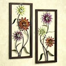 ceramic flower wall art ceramic wall tile art ceramic flower wall decor for decorative accent
