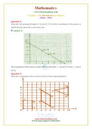 Ncert Solutions For Class 8 Maths Chapter 15 Exercise 15 2