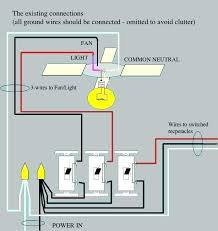 light switch for ceiling fan new how to replace a ceiling fan light switch and wiring