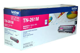 Brother Toner Tn 261 Magenta