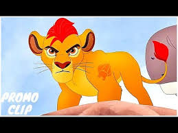Kion Loses Control Of His Roar (<b>NEW 2019</b>) Animation HD - YouTube