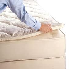 pillow top mattress pad. Royal-Pedic Natural Pillowtop Mattress Pads - 2, 3 Or 4 Inch Toppers Pillow Top Pad H