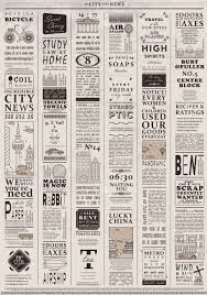 Creative Newspaper Template Design Of Old Vintage Newspaper Template Showing Articles With