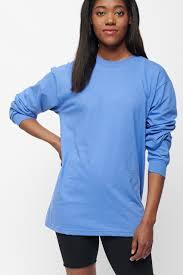 Gildan Hammer Long Sleeve T Shirt University Tees