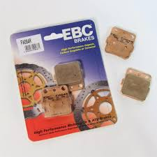 Ebc Motorcycle Brake Pads Application Chart Ebc R Series Sintered Brake Pads Fa84r