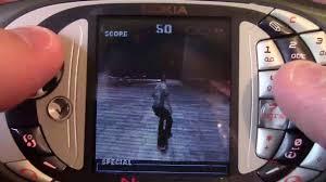 Tony Hawks Pro Skater - Nokia NGage ...