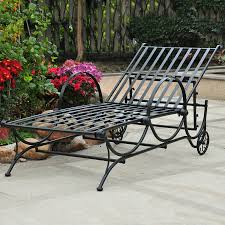 wrought ironaise lounge craigslist woodard cushions for ironwrought black patio