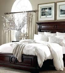 dark wood furniture decorating. Dark Wood Master Bedroom Furniture Decorating Ideas Great .