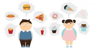 Image result for obese children clipart