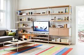 Small Picture Contemporary TV wall unit wooden metal modular 7000 by fp