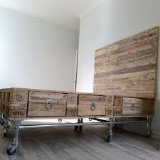 Pallet Bedroom Furniture Bed Pallet Bedroom Furniture