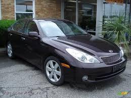 2005 Lexus ES 330 in Black Garnet Pearl - 137372   Autos of Asia ...