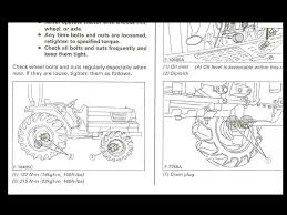 kubota l l l l l tractor manual for these are some examples from the kubota manual set