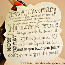 Get Here One Year Wedding Anniversary Quotes For Husband Paulcong