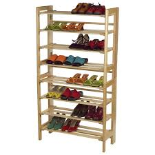 excellent wooden shoe racks 14 10419272 2
