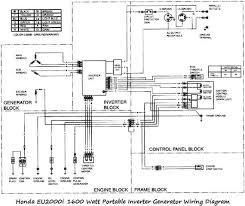 honda eu2000i 1600 watt portable inverter generator wiring diagram honda eu2000i 1600 watt portable inverter generator wiring