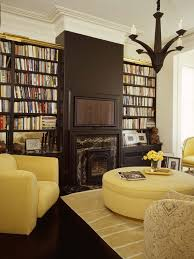 tv display ideas. Exellent Display Tv Display Decoration Eclectic Living Room Carpet Seating Bookshelf Books  Dark Floor Fireplace Storage On Tv Display Ideas E
