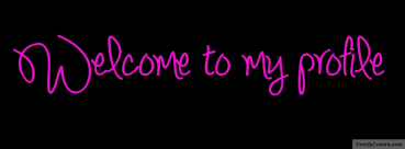 pink welcome pink welcome facebook cover trendycovers com