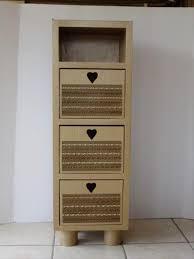 diy cardboard storage cabinet cardboard furniture diy