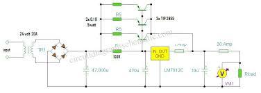 12 volt regulator circuit diagram images regulator circuit regulator power supply 12v 20a1 12v 20a regulator power supply