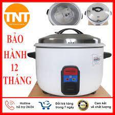 Nồi Cơm Điện Công Nghiệp GUGKOO 28 LÍT 3800W Nấu Được 8 Kg Gạo - Nồi cơm  điện Thương hiệu No Brand