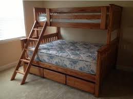 Full Size Bunk Beds for Adults | Sturdy Bunk Beds for Adults | Twin Over  Queen