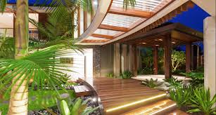 tropical 10 magnificent house designs 8 home tropical house designs
