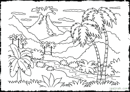 volcano coloring pages cool2b volcano diagram coloring pages