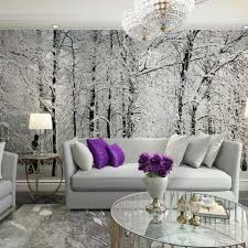 Tree Design Wallpaper Living Room Popular Branch Tree Wallpaper Buy Cheap Branch Tree Wallpaper Lots