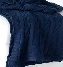 navy blue throw rugs navy blue cotton sweater knit throws they have these at home goods navy blue throw rugs