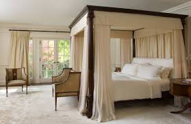 Canopy Bed Design Inspirations for Cozier and Elegant Bedroom Interior