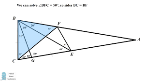 can you solve the hardest easy geometry problem mathematics of life