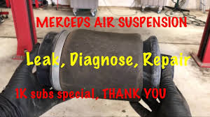 One day you are at the shop, and you hear about 2005 mercedes e500 air suspension problems, and you cannot help but wonder what that involves. Mercedes Air Suspension Reset Ballistic Parts 2021