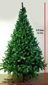 Flocked Artificial Christmas Tree  Christmas Lights DecorationArtificial Christmas Tree 9ft