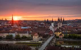 City in the region of franconia, northern bavaria, germany. Stadt Wurzburg Linkedin