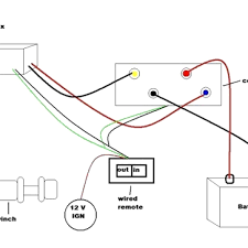 12 volt atv winch contactor wiring diagram electrical drawing atv winch relay wiring diagram 12 volt atv winch contactor wiring diagram images gallery
