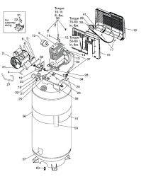 Soulful pump parts sears craftsman air pressor parts for air