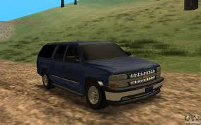 Chevrolet Suburban 2006 for GTA San Andreas