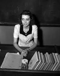 Miss Maxine McDonnell | UTA Libraries Digital Gallery