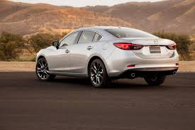 mazda 6 2016 sport. with a combination of crisp creases flowing lines and just little bit chrome the 2016 mazda 6 has an upscale look without being haughty sport