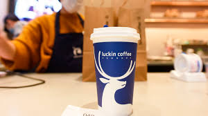 Luckin coffee serves customers in china. Luckin Coffee Scandal Highlights Murky Standards Of China Inc Nikkei Asia