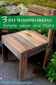 outdoor pallet wood. Woodworking Pallet Chair Outdoor Wood