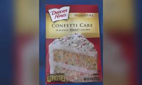 Duncan Hines Cake Mix Recalled Over Potential Salmonella
