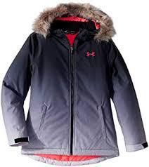 Amazon Com Under Armour Girls Big Coldgear Snorkle Jacket