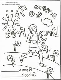 Red Ribbon Color Pages The Best Free Printable Red Ribbon Week Coloring Pages