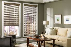 Dark Wood Blinds Lafayette Living Room Ideas Modern Family In Living Room  Window Blinds