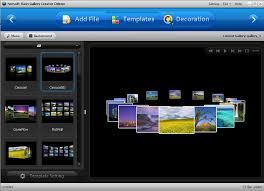 flash gallery creator standard