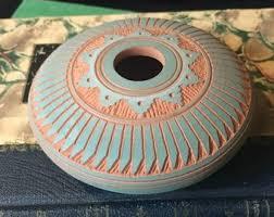Navajo pottery designs Clay Vintage Native American Navajo Etched Pottery Miniature Vase Signed Jerru Charlie Navajo Vintage Native American Navajo Pottery Art 3 Etsy Navajo Pottery Etsy