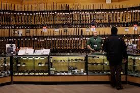 Walmart And Dicks Raise Minimum Age For Gun Buyers To 21