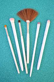 diy mermaid makeup brushes mad in crafts